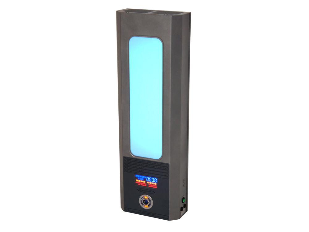 Рециркулятор УФ-бактерицидный трехламповый с принудительной циркуляцией воздушного потока для обеззараживания воздуха помещений исполнение РБ-20-Я-ФП-02, модель РБ-20.png